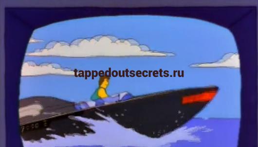 """Катер-детектив из сериала """"Рыцарь дорог"""""""