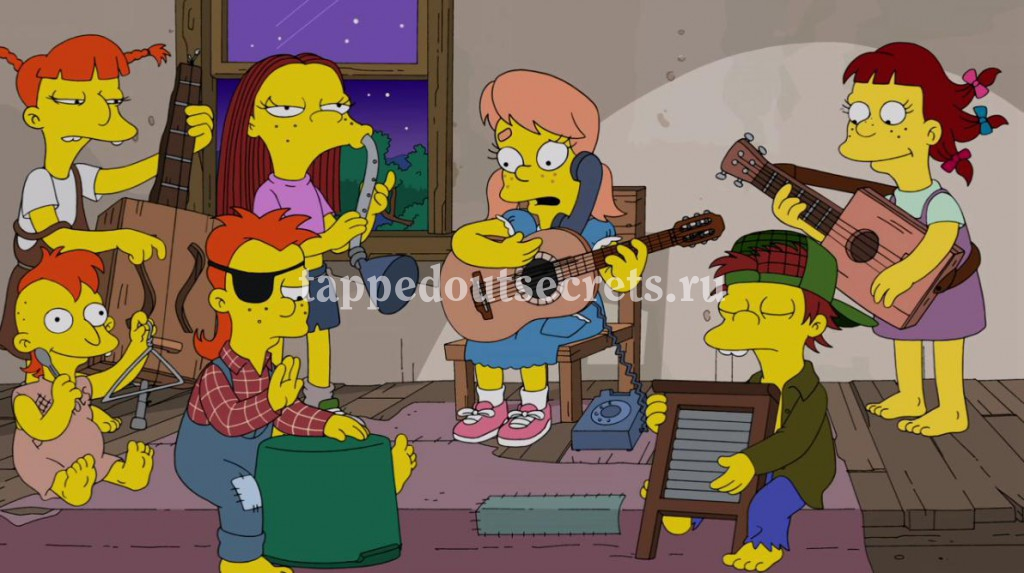 the_simpsons_red_neck_kids_band