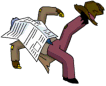 chesterlampwick_sleep_newspaper