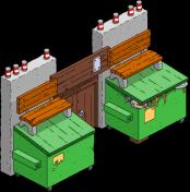 recycledcastlegate_menu