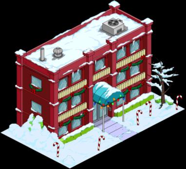 Рождественская квартира Апу