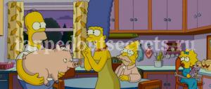 Гомер и свин