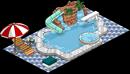 Роскошный бассейн