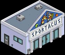Спортакус