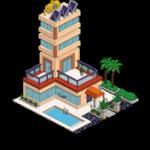элитный дом  уровень 3