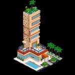 элитный дом  уровень 4