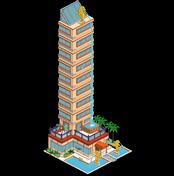 элитный дом  уровень 5