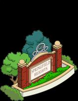 Тоннель в Спрингфилд Хайтс