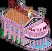"""Казино """"Гос-во Платона"""""""