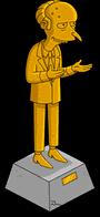 Статуя Бёрнса