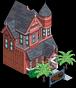 Викторианский дом Боба