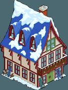 Лыжный домик