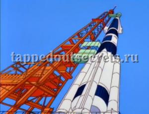 Запуск космического челнока