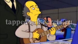 Для этого в Центр управления полетами приглашен певец Джеймс Тейлор, который поет космонавтам под гитару.