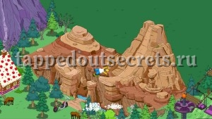 Гомер прыгает в Спрингфилдское ущелье