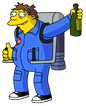 Астронавт Барни стартует