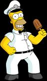 Мороженщик Гомер