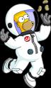 Приз. Гомер-астронавт