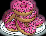 Приз. 6 пончиков