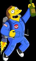 Астронавт Барни
