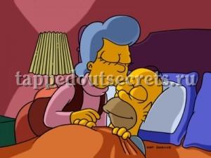 Спокойной ночи, Гомер