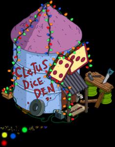 Притон для игры в кости Клетуса