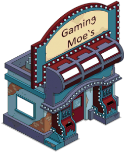 Игры у Мо