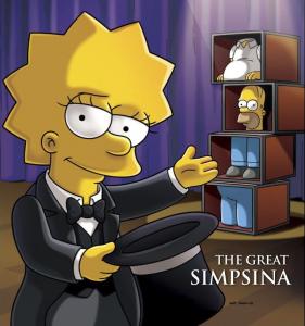 Лиза - Великая Симпсина