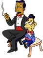 """Габбо и Артур беседуют с """"умным человеком"""""""