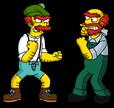 Шимус дерется с Вилли