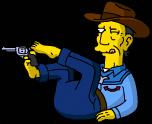 Бак Маккой показывает экстермальную стрельбу
