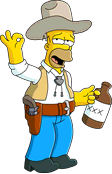Гомер-ковбой