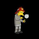Главный пожарный Мо