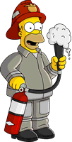 Пожарный Гомер