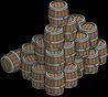 Деревянные бочки