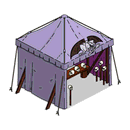 Палатка королевского чили