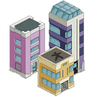 Зенит-сити, строительный набор 1