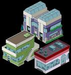 Зенит-сити, строительный набор 2