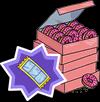Гора пончиков + Золотой билет