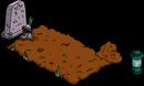 Могильный участок