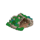 Лесная пещера