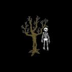 Жуткое дерево