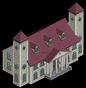 Средневековый богатый дом