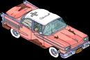 Автомобиль 1958-го года