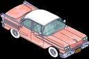 Машина 1958-го года, как новенькая