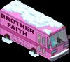 Фургон брата Веры