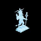 Статуя Рогатого бога