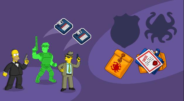 Секретные агенты. Акт 2