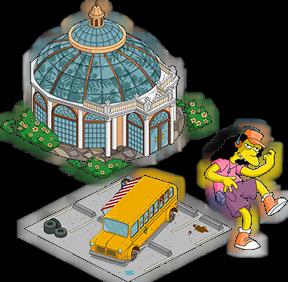 20 апреля! Через 5 дней после подачи налоговой декларации: Отто, школьный автобус и спрингфилдская оранжерея - в магазине!