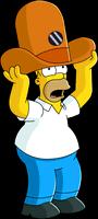 Гомер в фотошляпе